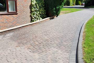 Before Pressure Tech sealed the Driveway in Sevenoaks, Kent TN13
